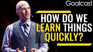 How To Speed Learn in 5 Simple Steps | Josh Kaufman | Goalcast