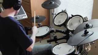 Porcupine Tree - Lazarus - Drum Cover (Tony Parsons)