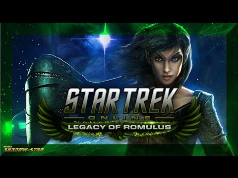 STO Romulan Science 36Night Of The Comet Pt1Past Out