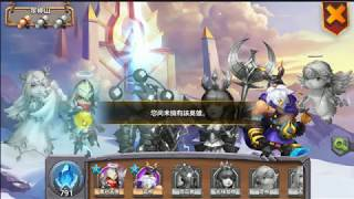 Rolling gems for new legend in Taiwan server.........May update | Castle clash |
