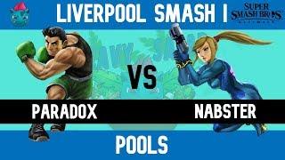 Liverpool Smash I | Paradox vs Nabster (Pools)