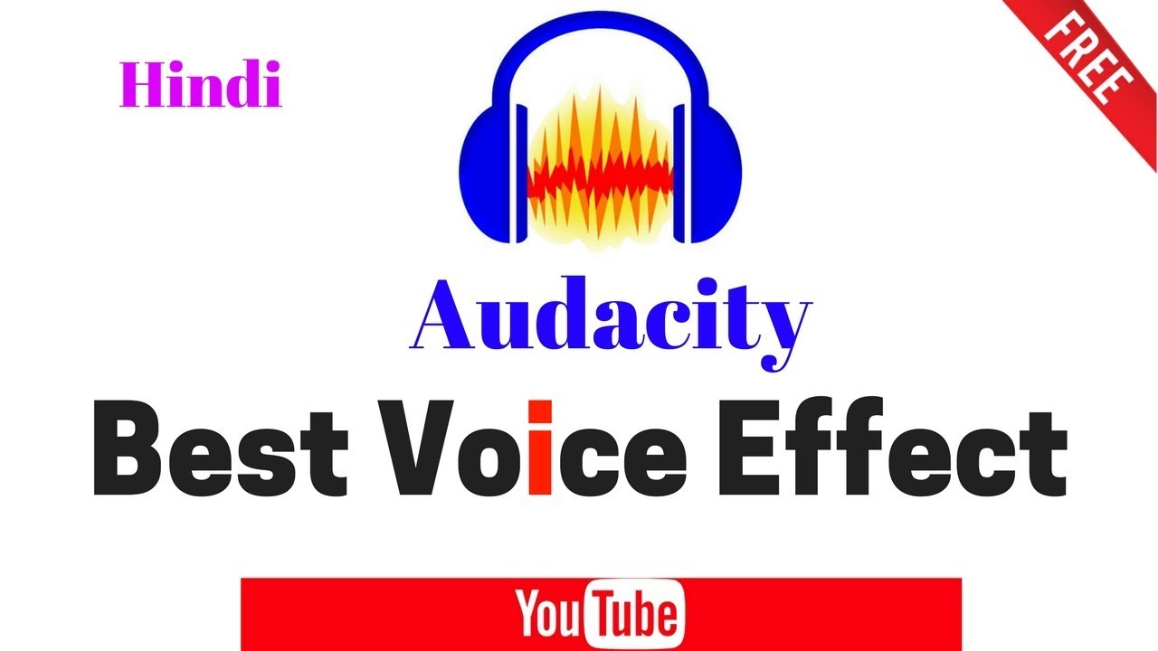 best voice effects by audacity for youtubers youtube. Black Bedroom Furniture Sets. Home Design Ideas