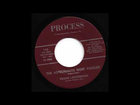 Frank Lanterman & The Western Stars - The Astronauts Were Puzzled