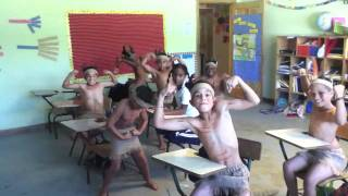 Taino Muscles