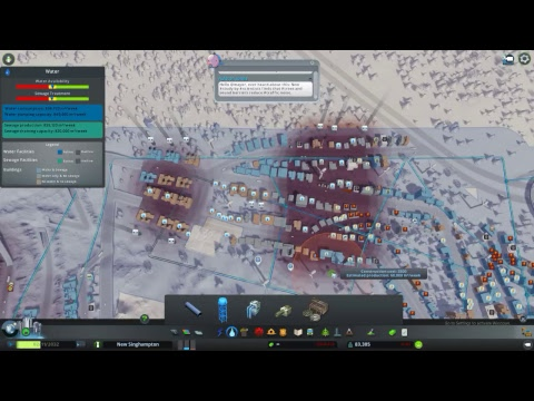 LIVE Cities Skylines; Mount Singhampton; MORE DETAILING