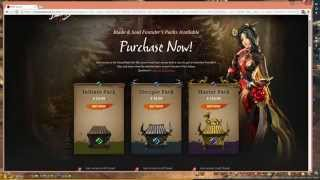 Blade and Soul Founders Packs, Worth?