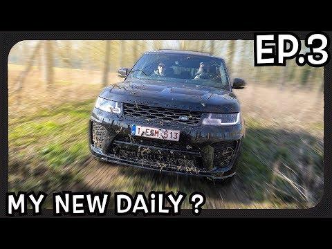 J'ai cassé le Range Rover SVR à 150 000 € ! (+ test Porsche Cayenne Turbo 2018)