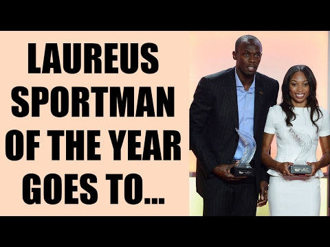 Usain Bolt wins Laureus Sportsman of the Year | Oneindia News