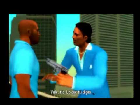 GTA Vice City Stories mision final en español