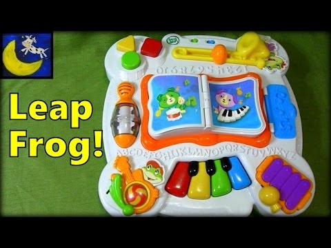 LeapFrog Learn and Groove Musical Activity Table Toy Review