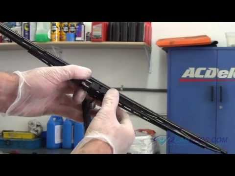 Windshield Wiper Blade Replacement Volkswagen Jetta 2005-2010