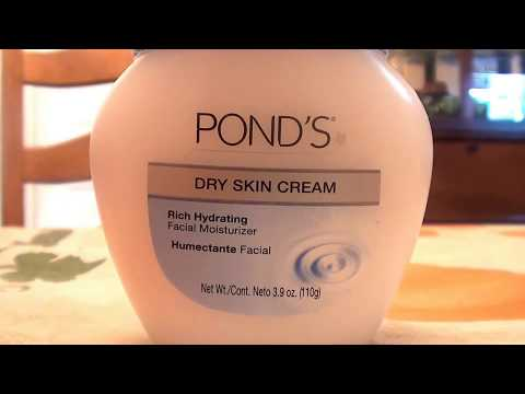 Ponds Cream Dry Skin Rich Moisturizer For Face Sensitive Skin Since
