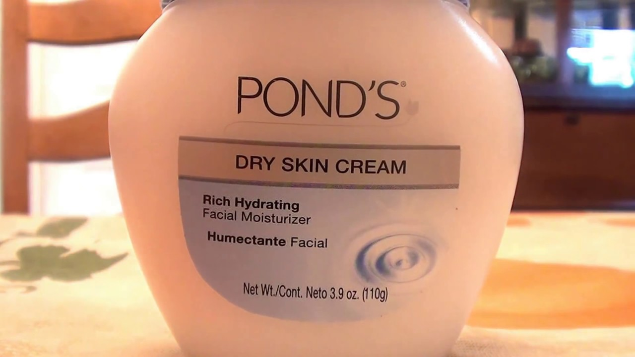 Advise ponds facial creams