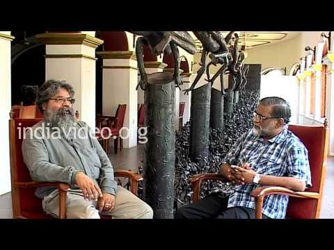Interview with sculptor K.S. Radhakrishnan - Part I