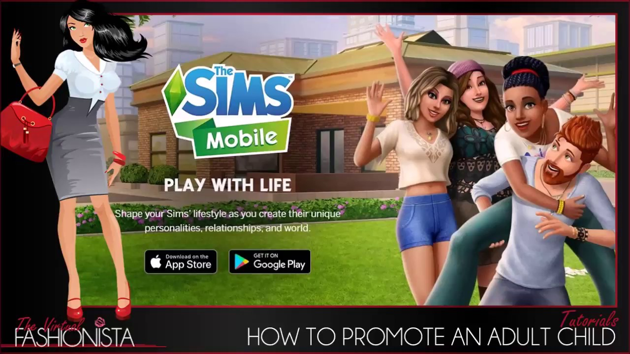 mobile game Adult