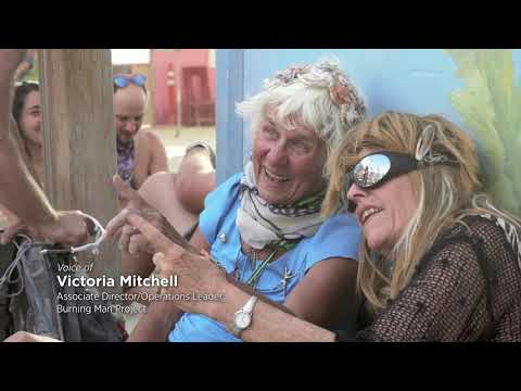 US Conference of Mayors Burning Man 2018