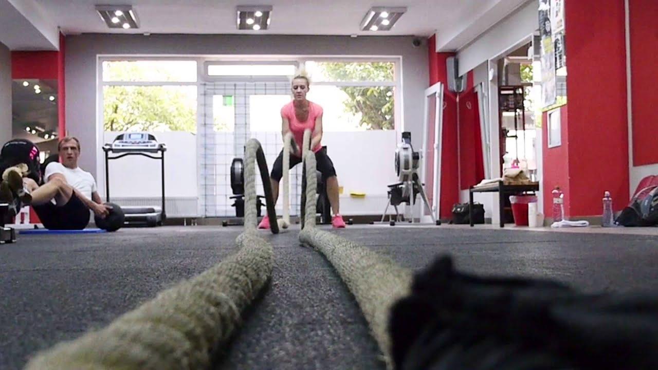fitness sko test