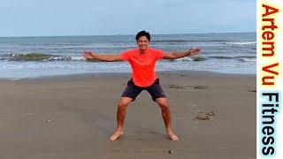 Похудеть Дома Упражнения Без Инвентаря Тренировка дома для идеальной фигуры АртемФитнес