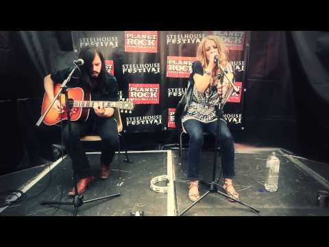 Saint Jude (Acoustic set at Steelhouse Festival)