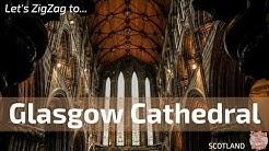 St Mungo's Cathedral Glasgow Scotland