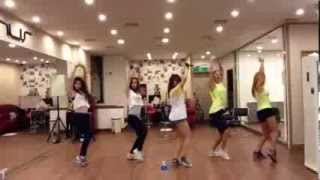 """Ailee (에일리) - """"Crazy In Love"""" Dance Practice Video"""