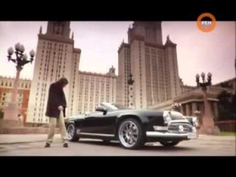 Авто тюнинг красота и мощь Top Gear Russia Volga Roadster