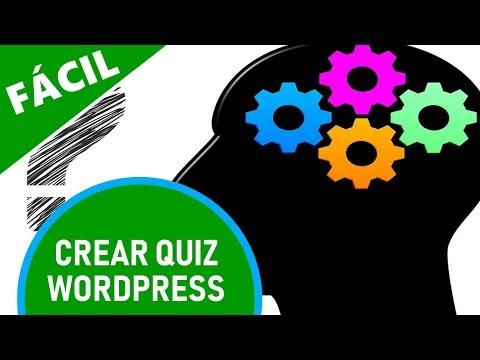 Como hacer un Quiz (Trivia o Personalidad) en WordPress | Tutorial en Español thumbnail