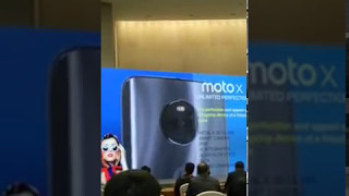 Moto X (2017) leaks in video with dual camera and IP68 rating