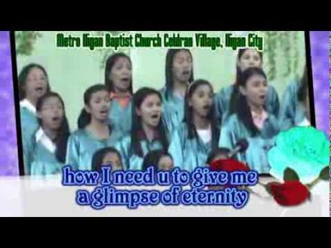 """Bring back the glory - Be strong and take courage with lyrics"""" MIBC choir """""""
