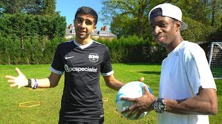 SIDEMEN CHARITY FOOTBALL MATCH PREPARATION!