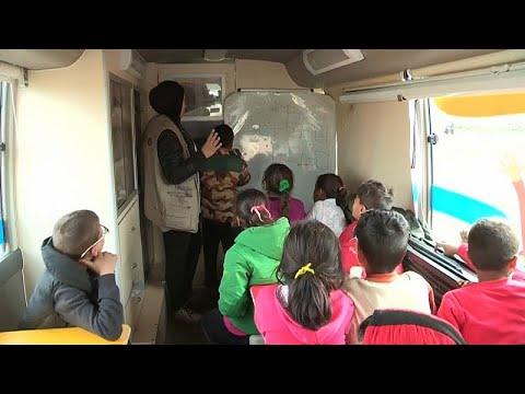 مفوضية اللاجئين: من المتوقع عودة 250 ألف لاجئ سوري إلى وطنهم في العام المقبل…  - 06:53-2018 / 12 / 12