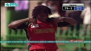 vuclip ** Rare ** India vs Zimbabwe ICC Champions Trophy 2002 HQ Extended Highlights