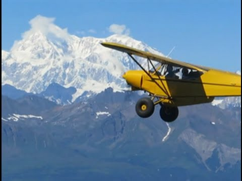 Alaska Bush Flying Unbelievable Nature Video Edited By