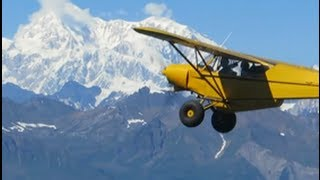 Alaska Bush Flying - Unbelievable Nature Video - Edited by VideoTov