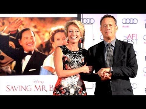Saving Mr. Banks Feature - Tom Hanks as Walt Disney - Official Disney HD