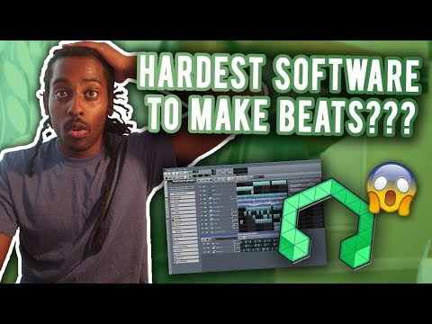 HARDEST DAW EVER? Making a Beat For The First Time On LMMS | How to Make Beats in LMMS Tutorial