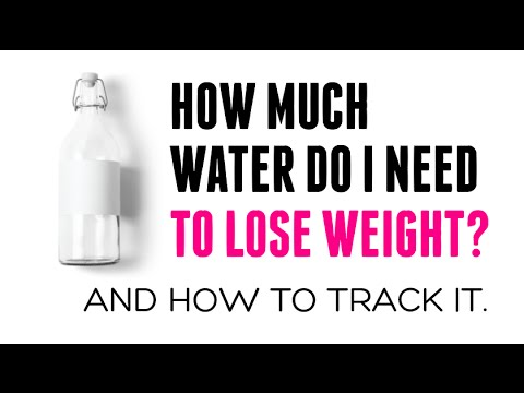 how-much-water-should-i-drink-to-lose-weight?-day-8-|-235