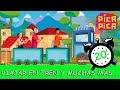 Pica-Pica - Viajar En Tren y muchas más... (20 minutos)
