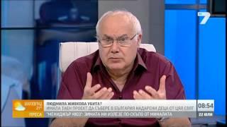 Людмила Живкова убита?