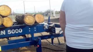 Combiné bois TAJFUN RCA 480