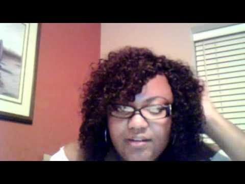 Full Head Weave Indian Hair Jerry Curl Youtube