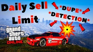 *DONT GET CAUGHT*DAILY SELL LIMIT*AVOID DUPE DETECTION*SOLO MONEY GLITCH INFO*GTA 5 ONLINE 1.41
