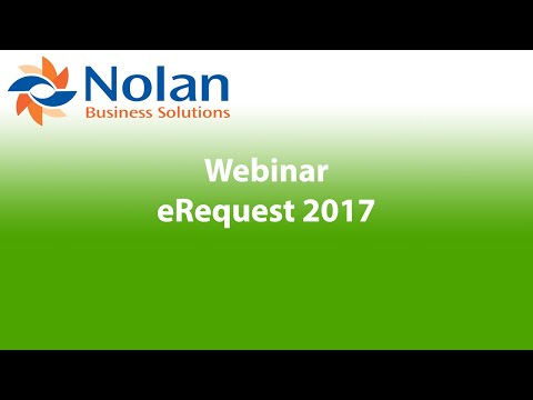eRequest 2017, Online procurement solution for Microsoft Dynamics GP
