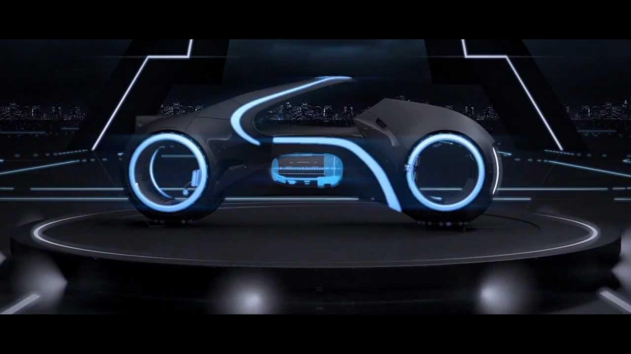 Tron Legacy Car Wallpaper Tron Legacy Cinema 4d Light Cycle 3d Model Free