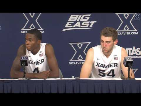 PRESS CONFERENCE: Sean O'Mara and Edmond Sumner (11-11-16)