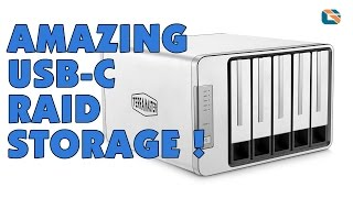 TerraMaster D5-300 USB 3.0 RAID Hard Drive Enclosure Review