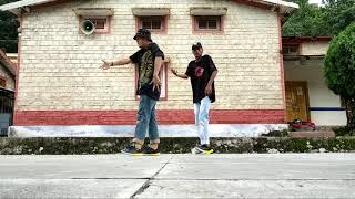 Hiphop dance !! A ganpat chal daru la!! By Hills Hop Brodas