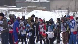 Лыжня России 2017 в Сузуне.