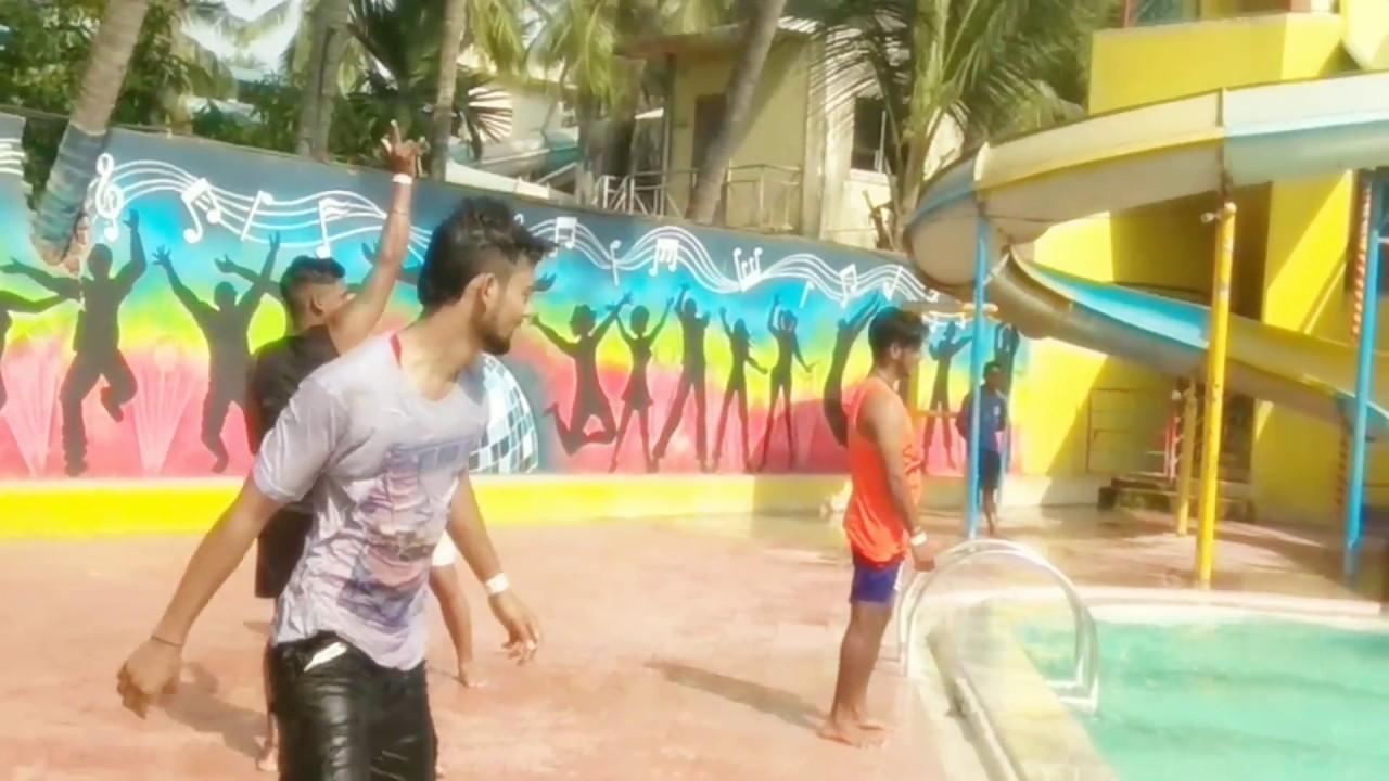 Patil Resort Virar West Enjoy Swimming Pools Water Park