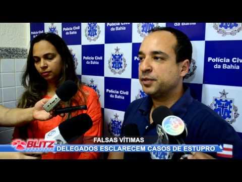 DELEGADOS ESCLARECEM CASOS DE ESTUPROS EM CONQUISTA
